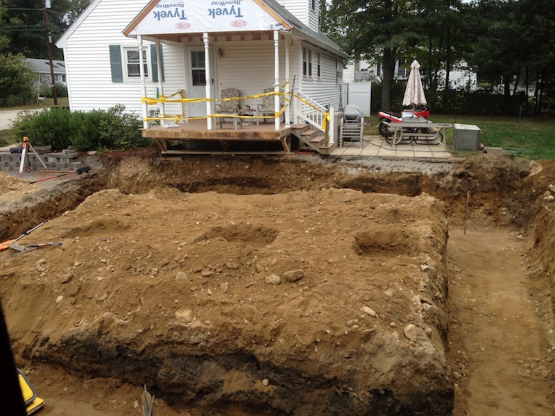 Addition Foundation Home